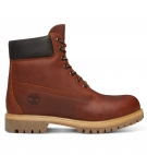 Boots Homme Timberland Heritage 6-inch Premium Boot - Marron full grain