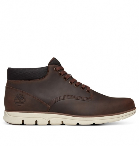 timberland bradstreet leather sensorflex pour hommes