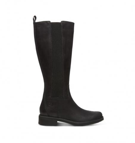 Bottines Femme Timberland Mont Chevalier Tall Boot - Noir