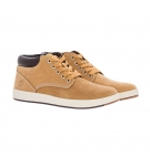 Chaussures Junior Timberland Davis Square Leather Chukka - Wheat