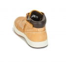 Chaussures Enfant Timberland Davis Square Leather Chukka - Wheat