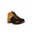 Chaussures Enfant Timberland Euro Sprint Hiker - Blé et noir nubuck