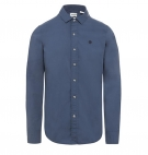 Chemise Homme Timberland LS Eastham River Stretch Poplin Fitted
