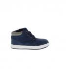 Chaussures Petit Enfant Timberland Davis Square Leather Chukka - Bleu