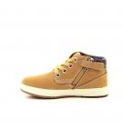 Chaussures Petit Enfant Timberland Davis Square Leather Chukka - Blé