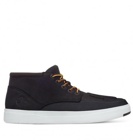Sneaker A1u6w Timberland Noir Winter Davis Square 6txwqBT