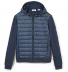 Veste Homme Timberland Mount Cabot Hybrid Jacket - Bleu marine