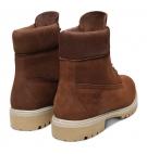 Boots Homme Timberland 6-inch Premium Boot - Marron foncé nubuck