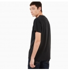 T-shirt Homme Timberland SS Kennebec River Elevated Embossed - Coupe droite