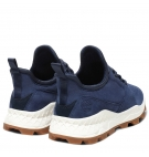 Chaussures Homme Timberland Brooklyn Lace Oxford - Bleu marine Suède