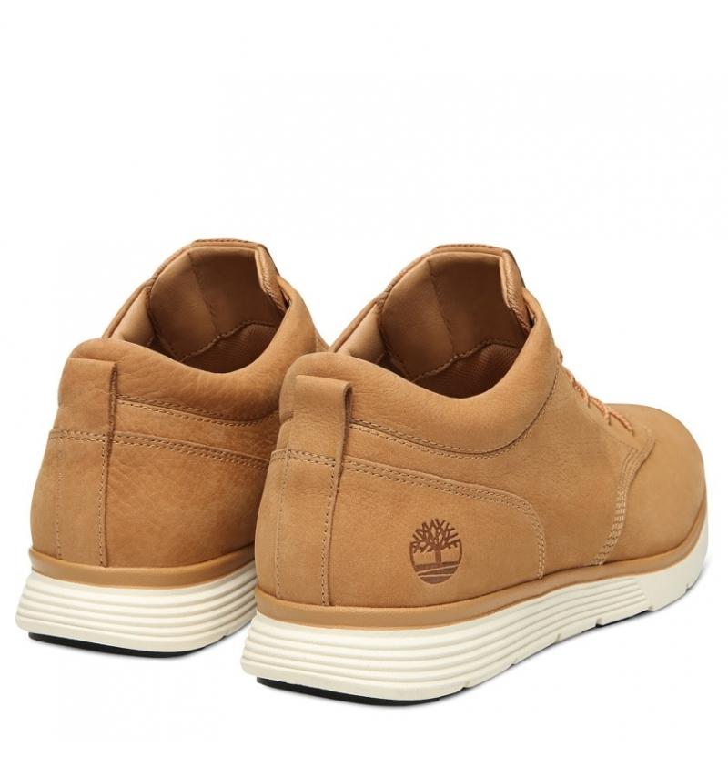 b08d40818d7 Chaussures Homme Timberland Killington Half Cab - Beige nubuck
