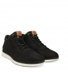 Chaussures Homme Timberland Half Cab - Cuir nubuck noir