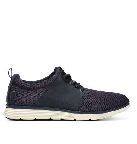 Chaussures Homme Timberland Killington Leather and Fabric Oxford - Bleu marine