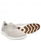 Chaussures Homme Killington Flexiknit Fabric Oxford - Gris clair