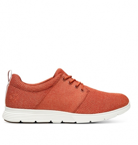 Chaussures Homme Timberland Killington Flexiknit Fabric Oxford - Rouille