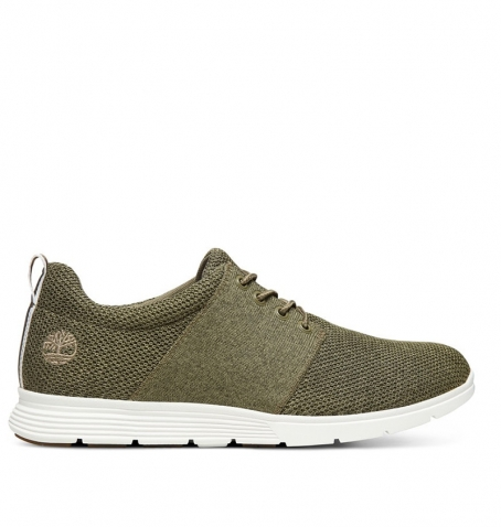 Chaussures Homme Timberland Killington Flexiknit Fabric Oxford - Olive