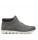 Chaussures Homme Timberland Bradstreet Chukka Leather - Gris foncé nubuck