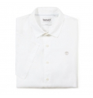 Chemisette Homme Timberland SS Mill River Linen Shirt - Coupe Slim