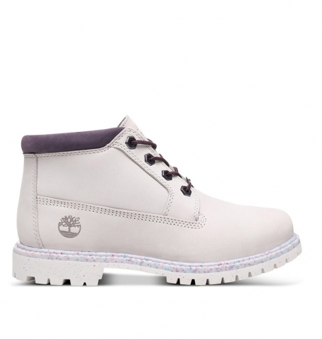 Boots Femme Timberland Nellie Chukka Double WP Boot - Violet Nubuck