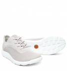 Chaussures Homme Timberland Flyroam Flexiknit Oxford - Gris clair