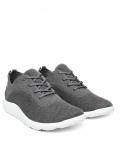 Chaussures Homme Timberland Flyroam Flexiknit Oxford - Gris foncé