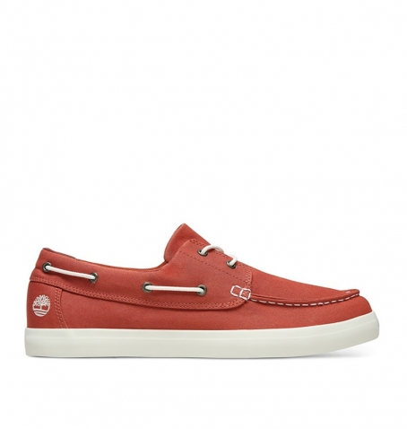 Wharf 2 A1xf6 Boat Union Oxford Timberland Eye Rouille IW2D9EHY