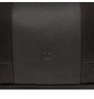 Sac Homme Timberland Slim Briefcase - Cuir vache Noir