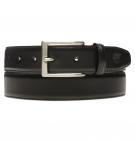 Ceinture Homme Timberland Classic Belt - Cuir buffle noir