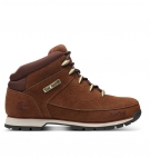 Chaussures Homme Timberland Euro Sprint Hiker - Marron foncé nubuck