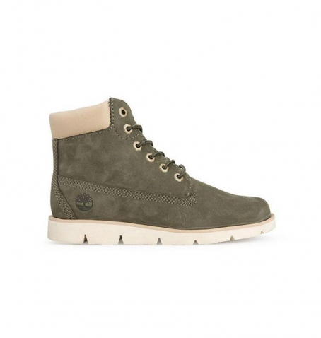 Boots Enfant Timberland Radford 6-inch Boot - Vert foncé nubuck