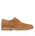 Chaussures de ville Homme Timberland Folk Gentleman Oxford - Rouille Suède