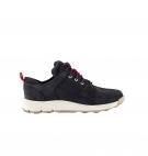 Chaussures Junior Timberland Flyroam Leather Fabric Oxford - Noir