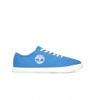 Chaussures Junior Timberland Newport Bay Canvas Oxford - Bleu canvas