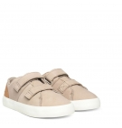 Chaussures Petit Enfant Timberland Newport Bay Leather 2-Straps Oxford - Beige