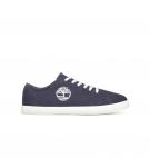 Chaussures Junior Timberland Newport Bay Canvas Oxford - Bleu marine