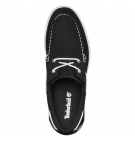 Chaussures Bateau Homme Timberland Union Wharf 2 Eye Boat Oxford - Noir