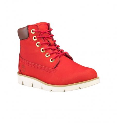 Boots Junior Timberland Radford 6-inch Boot - Rouge nubuck