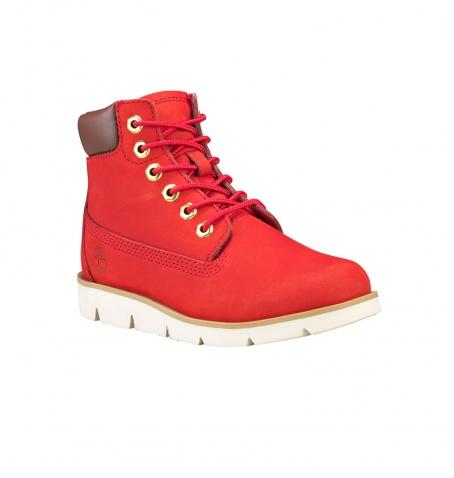 Boots Enfant Timberland Radford 6-inch Boot - Rouge nubuck