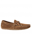 Chaussures Homme Timberland Lemans Gent River Moc Boat - Marron