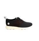 Chaussures Enfant Timberland Killington Leather and Fabric Oxford - Noir mesh