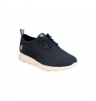 Chaussures Junior Timberland Killington Leather and Fabric Oxford - Bleu marine