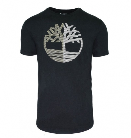 T-shirt Homme Timberland SS Kennebec RV Seasonal Brand Carrier Silicone Tree