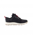 Chaussures Petit Enfant Timberland Flyroam Leather and Fabric Oxford - Noir