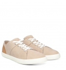 Chaussures Junior Timberland Newport Bay Leather Lace Oxford - Beige