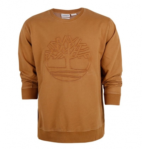 Pull Homme Timberland Westfield River GD Applique Tree Sweat