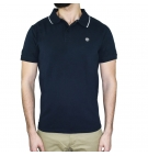 Polo Homme Timberland SS Millers River GD Pique - Coupe Slim