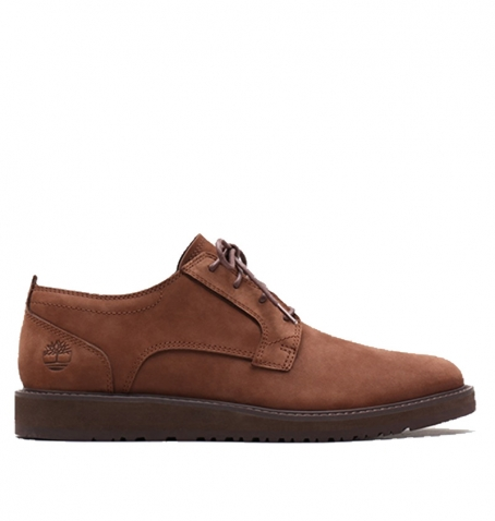 Timberland Wesley Falls Oxford Homme A29AQ Marron