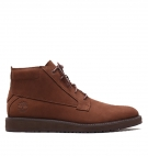 Chaussures de Ville Homme Timberland Wesley Falls Chukka - Marron foncé