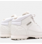Chaussures Homme Timberland Euro Sprint Mid Hiker - Blanc TecTuff