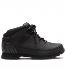 Chaussures Homme Timberland Euro Sprint Mid Hiker - Noir TecTuff